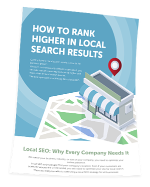 How to rank in local search results