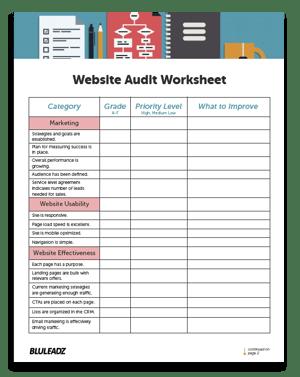 website_audit_worksheet_cover